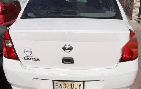 Se vende urgemente Nissan Platina 2006 Automático en Venustiano Carranza