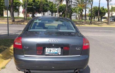 Vendo un Audi A6 en exelente estado