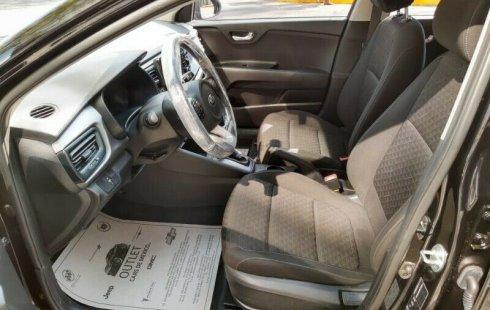 En venta un Kia Rio 2019 Automático muy bien cuidado