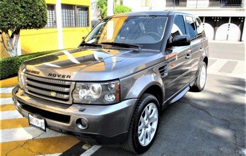 "Range Rover Sport HSE 2008 ""Nacional"""
