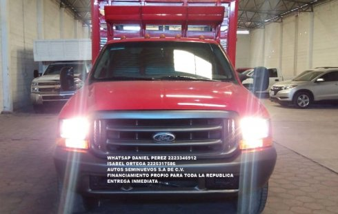 Impecable Ford F-350 2000 Puebla