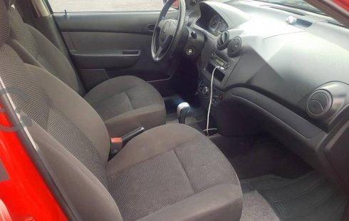 No te pierdas un excelente Chevrolet Aveo 2013 Automático en Venustiano Carranza