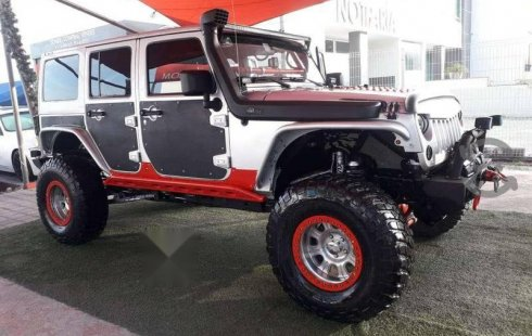 No te pierdas un excelente Jeep Wrangler 2012 Automático en Querétaro
