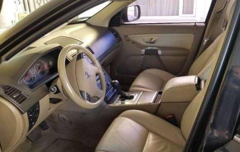 Quiero vender inmediatamente mi auto Volvo XC90 2007 muy bien cuidado