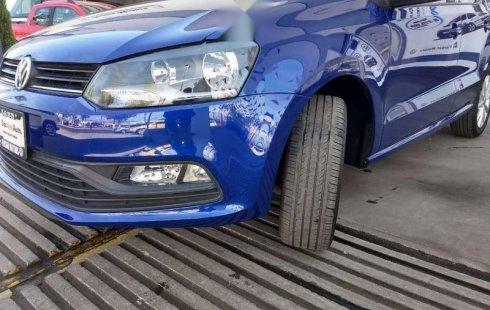 Un carro Volkswagen Polo 2019 en Ixtapaluca