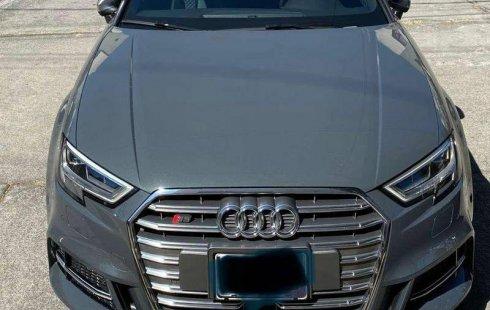 Carro Audi S3 2018 en buen estadode único propietario en excelente estado