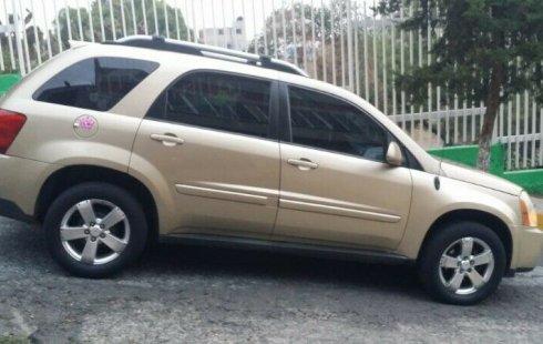 Quiero vender inmediatamente mi auto Chevrolet Equinox 2006 muy bien cuidado