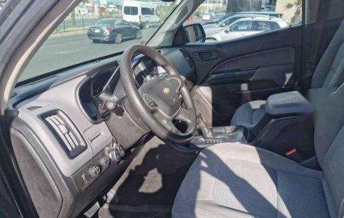 Chevrolet Colorado 2016 usado en Huixquilucan