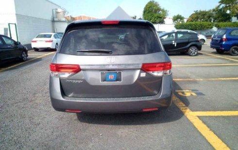 Quiero vender inmediatamente mi auto Honda Odyssey 2015 muy bien cuidado