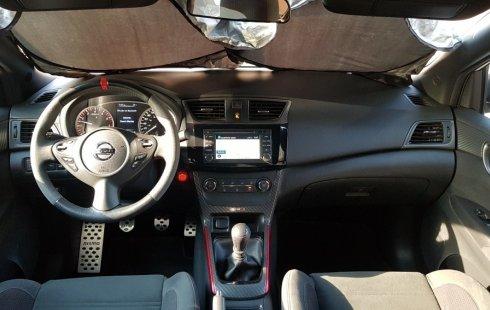 Nissan Sentra 2018 usado