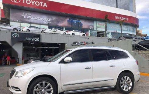 Un excelente Buick Enclave 2017 está en la venta