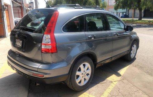 No te pierdas un excelente Honda CR-V 2010 Manual en Aguascalientes