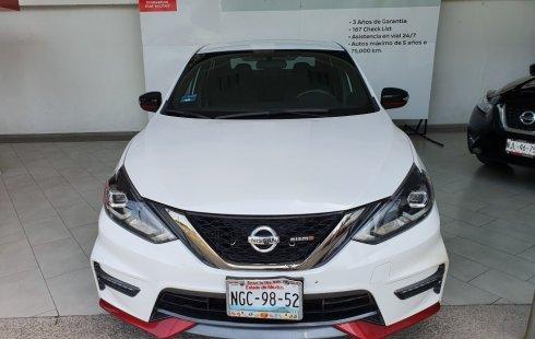 Quiero vender urgentemente mi auto Nissan Sentra 2018 muy bien estado