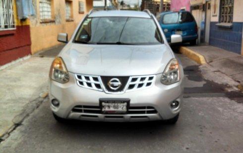 Flamante Nissan ROGUE Sense, CVT, Tela MP3, F. niebla, F. Original,RA-17