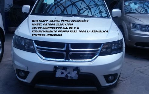 Equipada Journey RT 2016 Puebla