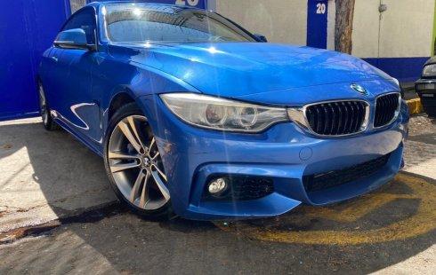 BMW Serie 4 2015 usado