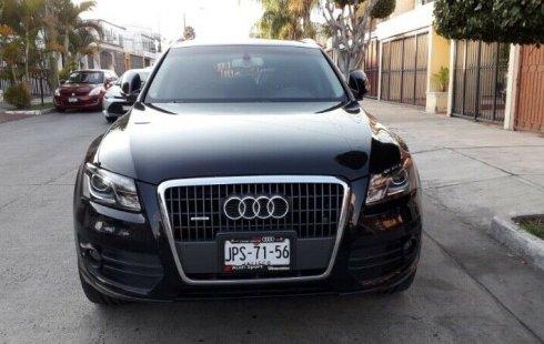 Un Audi Q5 2012 impecable te está esperando