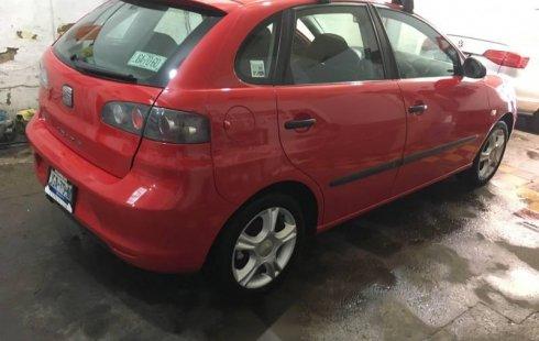 Se vende un Seat Ibiza 2008 por cuestiones económicas
