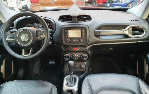 Vendo un Jeep Renegade
