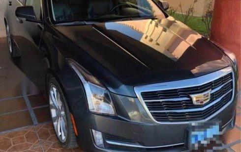 Vendo un Cadillac ATS impecable