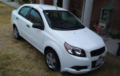 Quiero vender cuanto antes posible un Chevrolet Aveo 2014