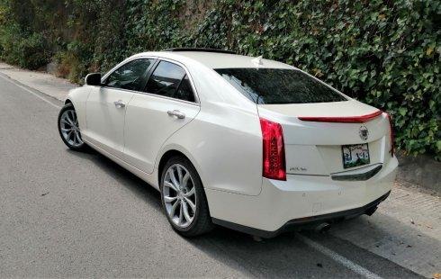 Quiero vender inmediatamente mi auto Cadillac ATS 2013
