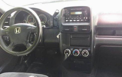 Honda CR-V 2002 barato en Guadalajara