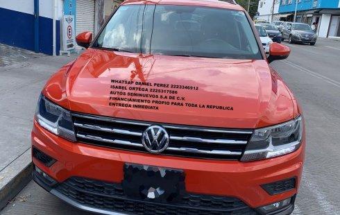 Equipada Tiguan 2018 Puebla