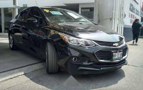 Chevrolet Cruze impecable en Iztacalco