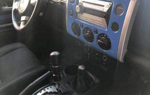 Toyota FJ Cruiser 2008 usado