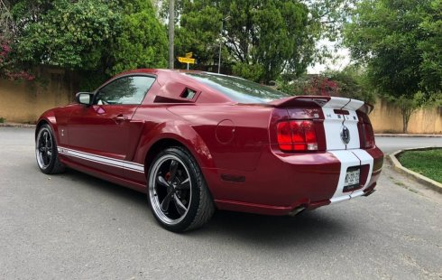 Quiero vender cuanto antes posible un Ford Mustang 2005