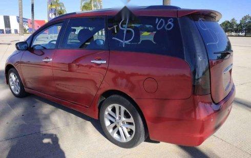 Quiero vender inmediatamente mi auto Mitsubishi Grandis 2008 muy bien cuidado