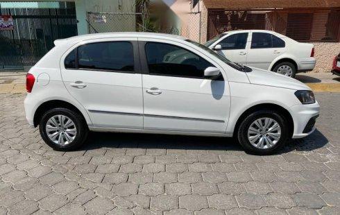 Volkswagen Gol 2018 barato en Gustavo A. Madero