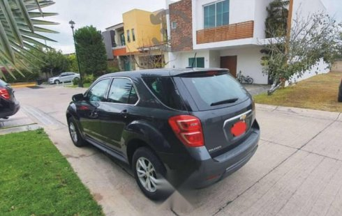 Quiero vender urgentemente mi auto Chevrolet Equinox 2017 muy bien estado