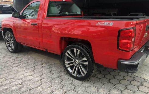 Chevrolet Silverado 2017 en Guadalajara