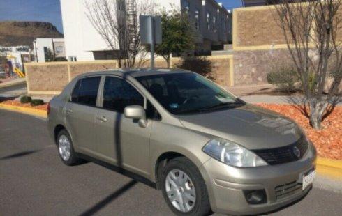 Auto usado Nissan Tiida 2012 a un precio increíblemente barato