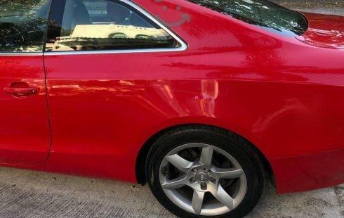 Quiero vender urgentemente mi auto Audi A5 2009 muy bien estado