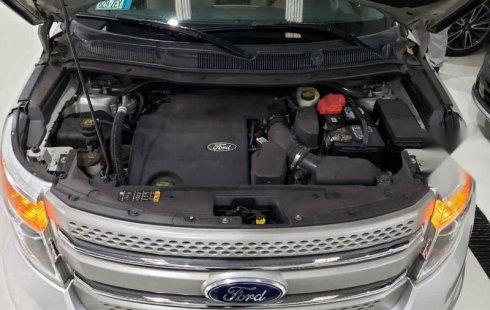 Ford Explorer usado en Benito Juárez