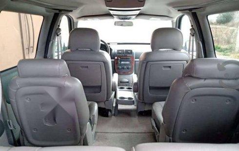 Chevrolet Uplander impecable en San Luis Potosí más barato imposible