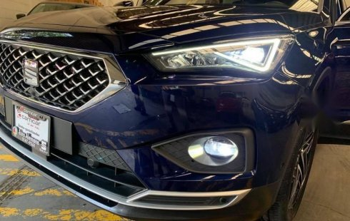 Se vende urgemente Seat Tarraco 2019 Automático en Iztacalco