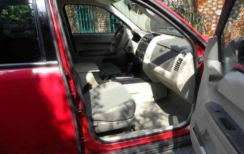 En venta un Ford Escape 2010 Automático en excelente condición