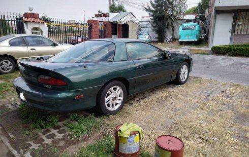 Chevrolet Camaro 1996 V6 3.8 39 MIL A TRATAR