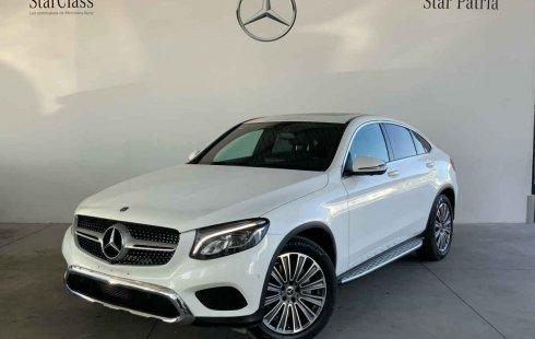 En venta un Mercedes-Benz Clase GLC 2018 Automático muy bien cuidado
