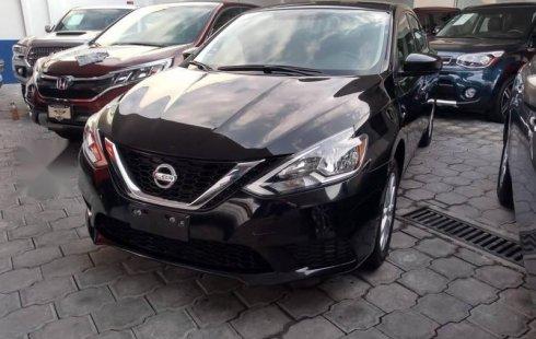 En venta un Nissan Sentra 2017 Automático en excelente condición