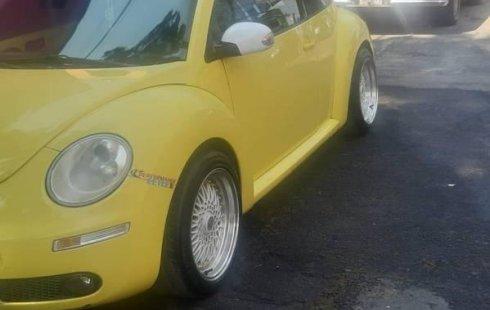 Vendo un carro Volkswagen Beetle 2008 excelente, llámama para verlo