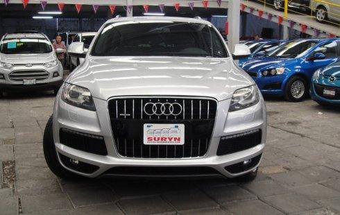 En venta un Audi Q7 2012 Automático en excelente condición