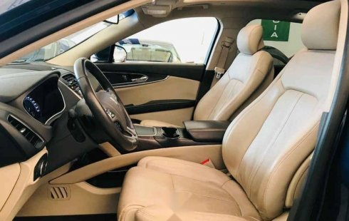 Vendo un carro Lincoln MKX 2017 excelente, llámama para verlo