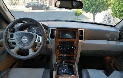 En venta un Jeep Grand Cherokee 2008 Automático muy bien cuidado