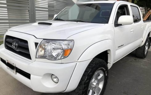 Toyota Tacoma 2009 impecable