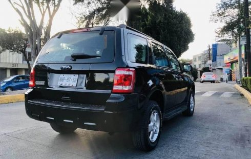 Carro Ford Escape 2011 en buen estadode único propietario en excelente estado